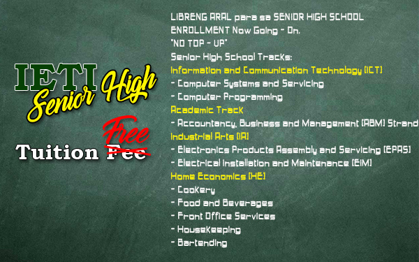 IETI School System Official Website
