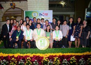 IETI Senior Highschool Commencement Exercises