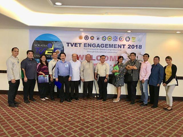 2018 NATSA TVET Engagement Theme: Fast forward: Global Competitiveness (TESDA)
